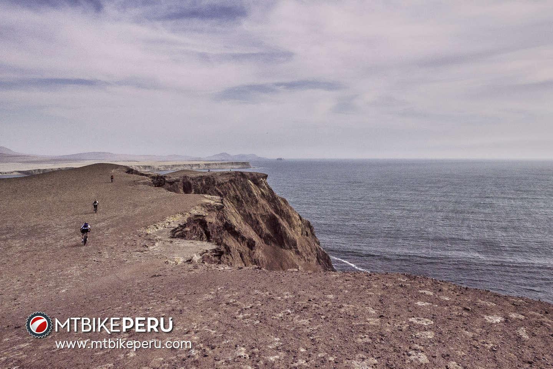 Ruta Corta para principiantes en Paracas