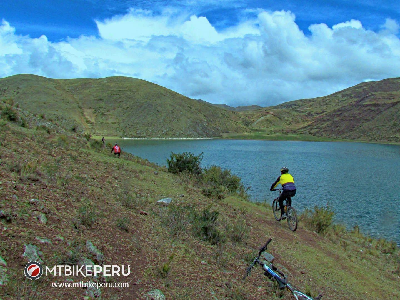 Cuatro Lagunas en Cusco